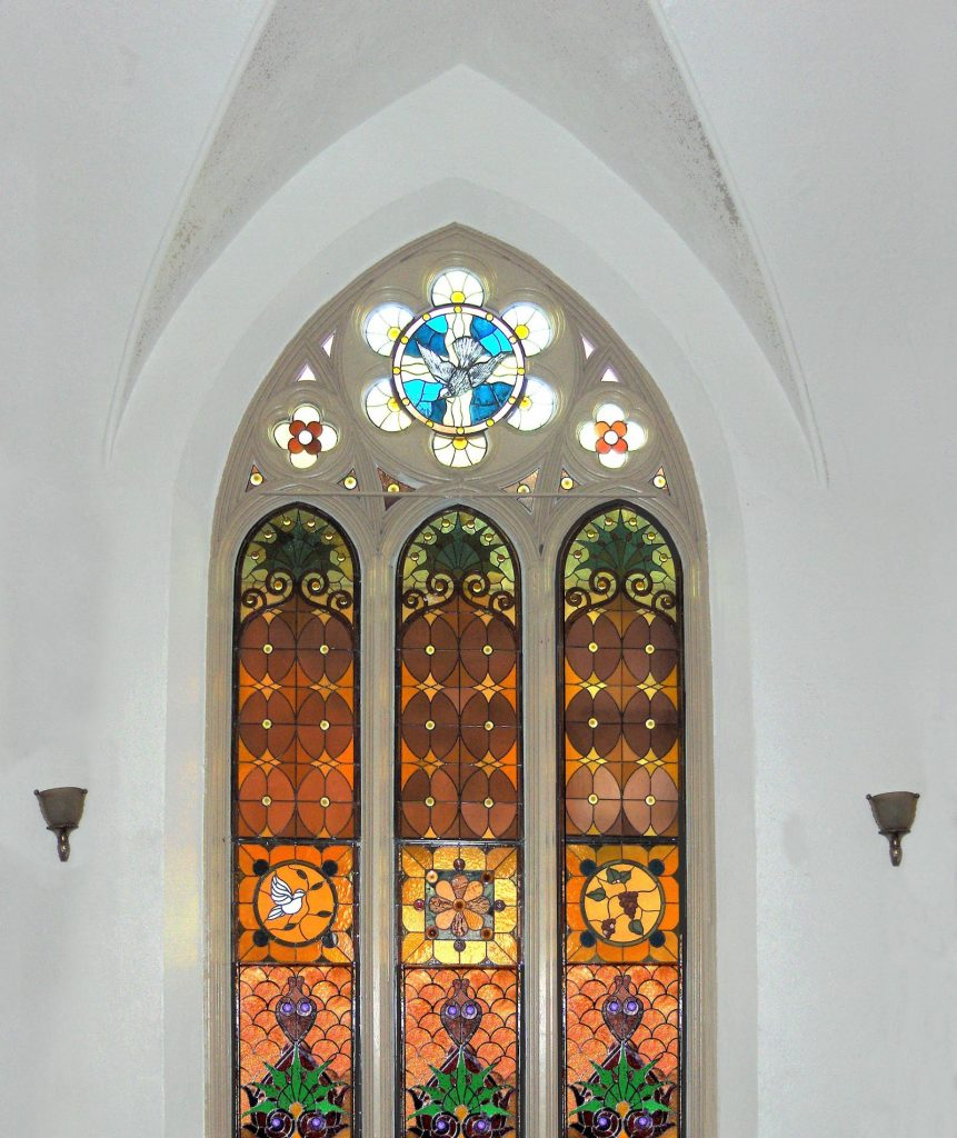 church san antonio window film