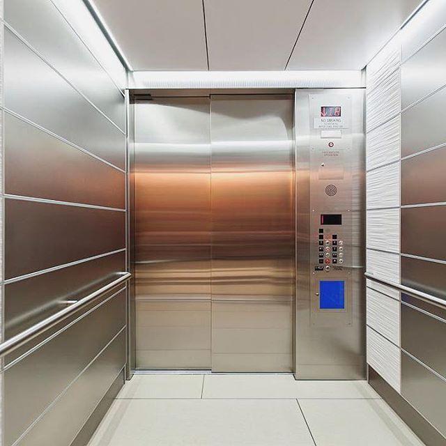 elevator refinishing surface film austin san antonio