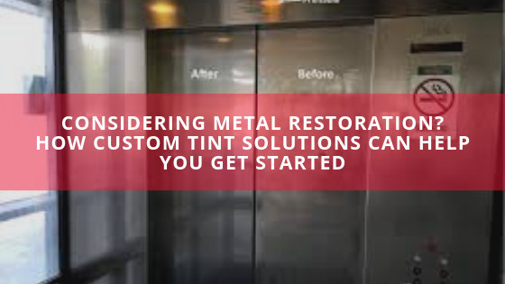 metal restoration san antonio