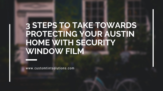 home security window film austin