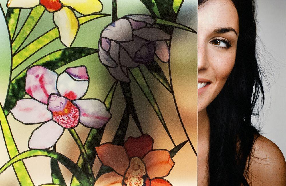 floral window film san antonio