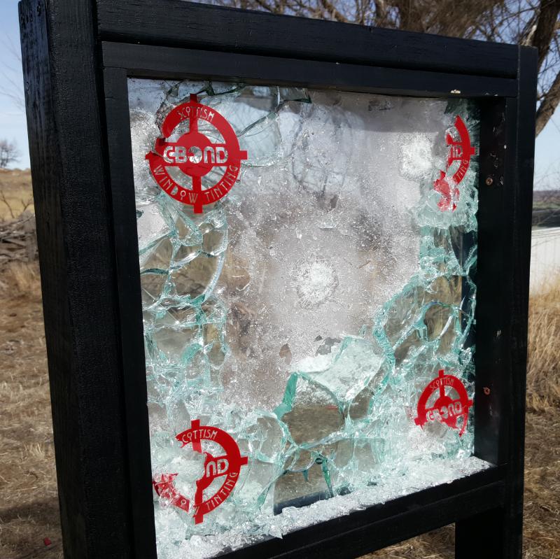 bullet resistant window film austin san antonio