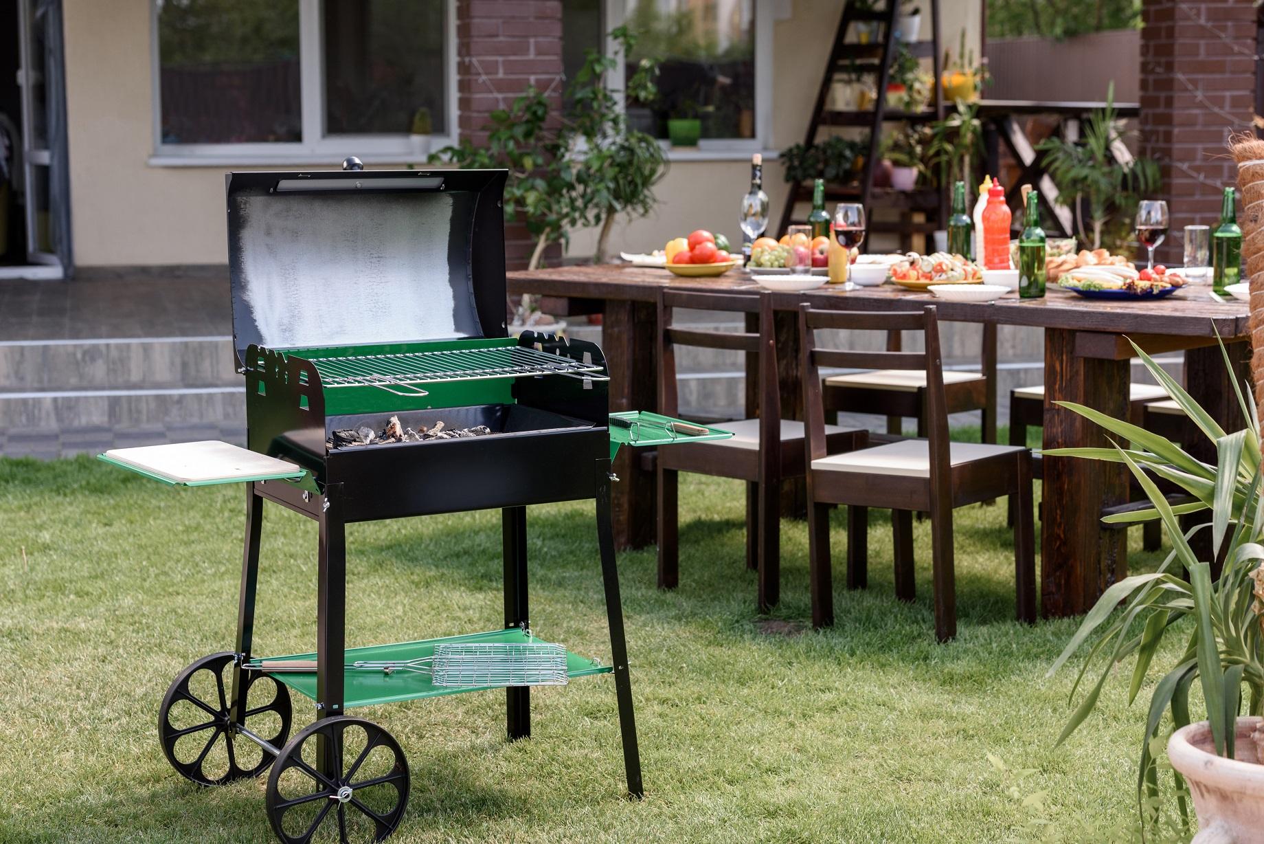 texas energy saving tips cook outside