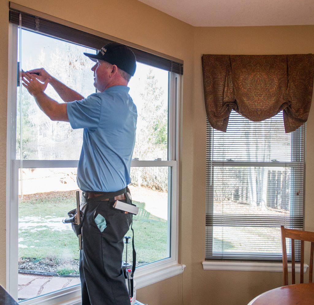 window film removal